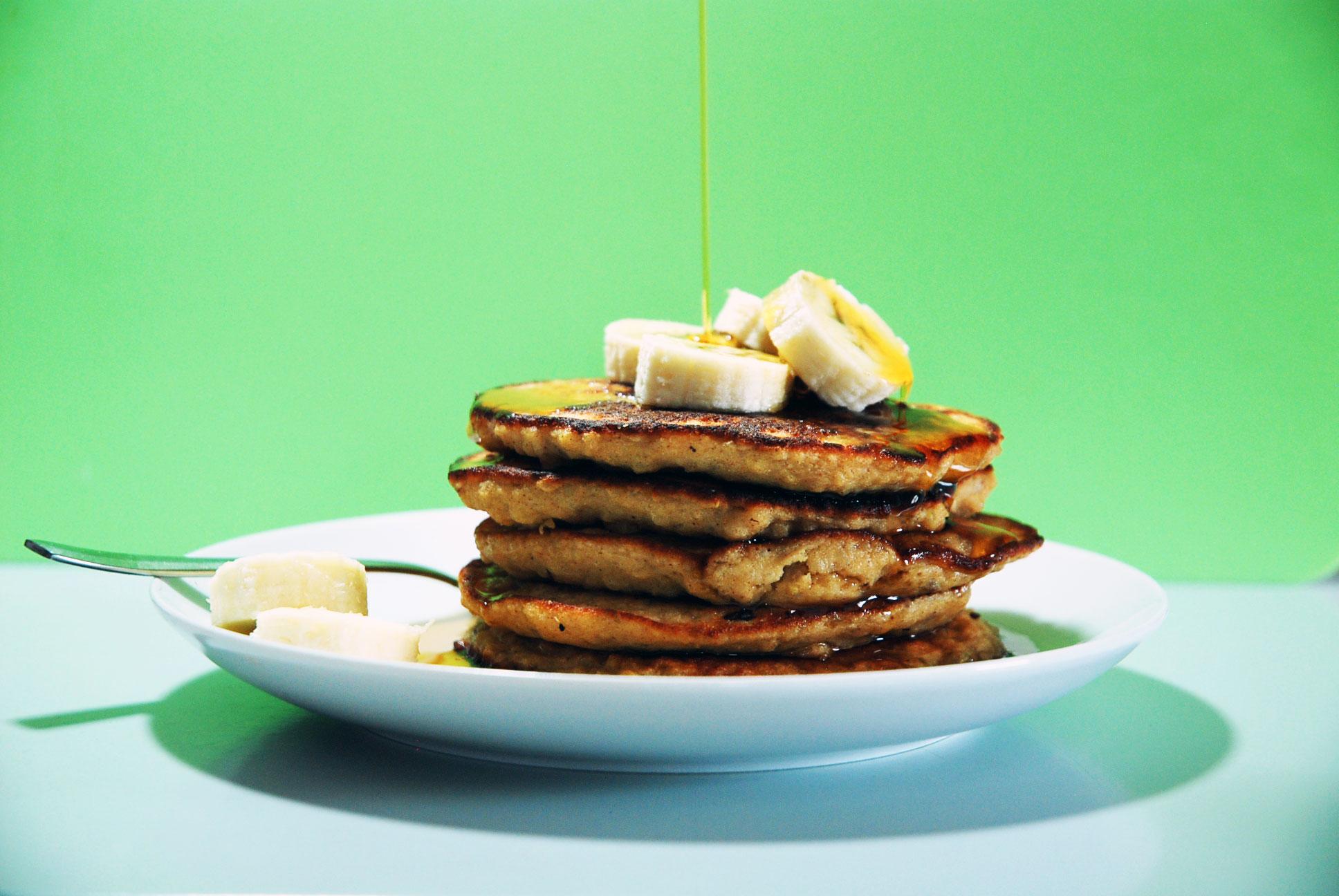 Quinoa Pancakes 3