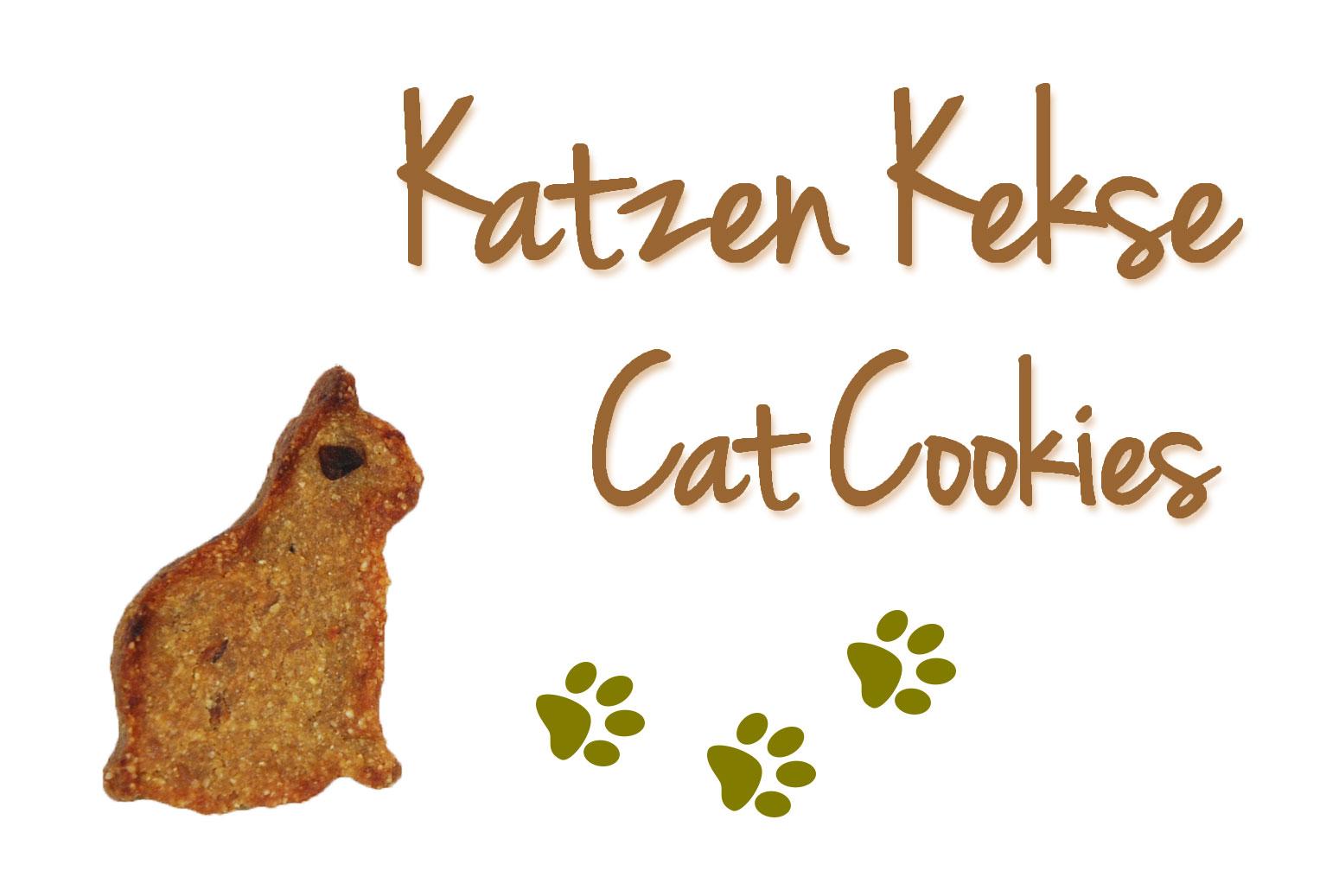 Katzenkekse / Cat Cookies