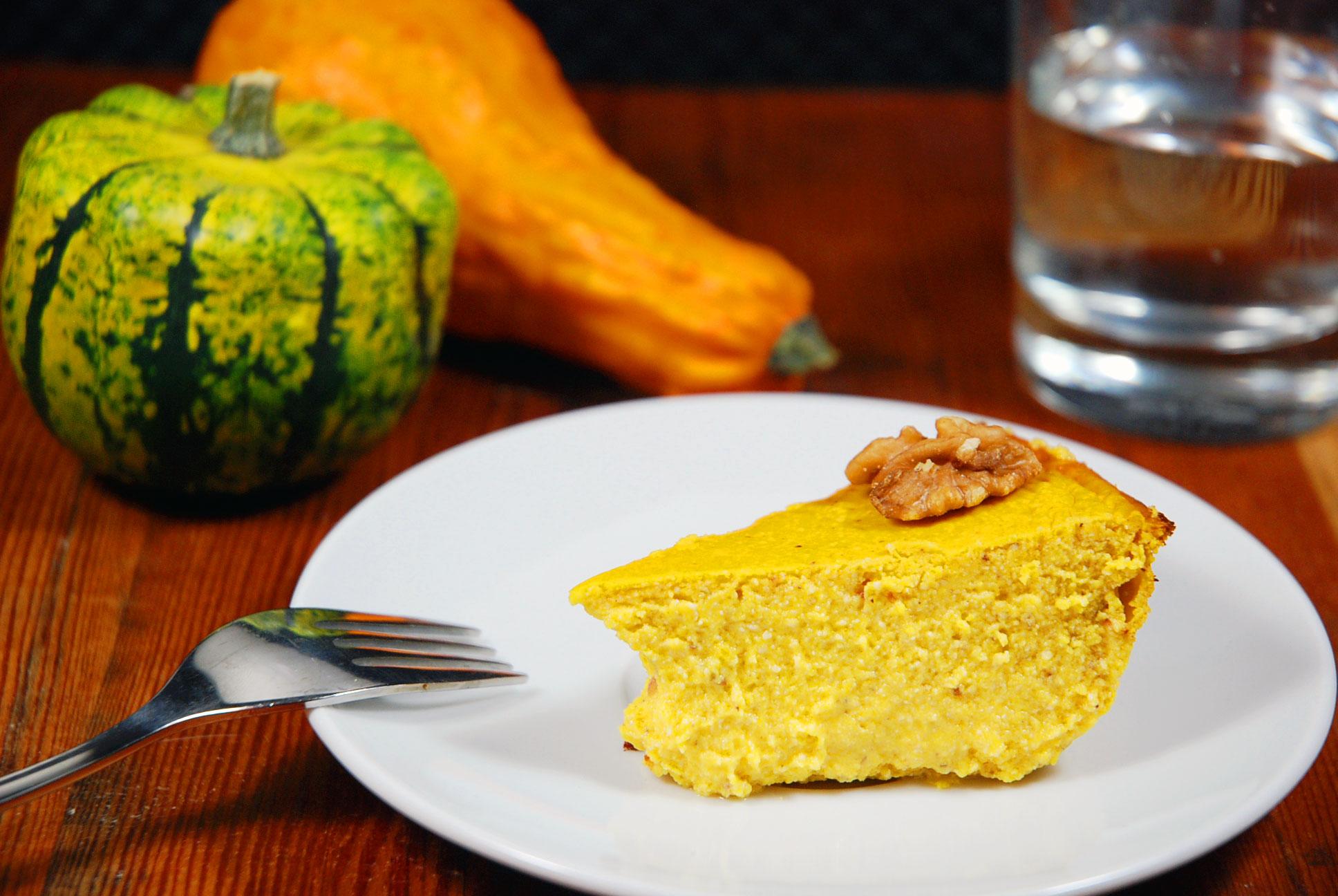 Gesunder K 252 Rbis Topfenkuchen Clean Eating Pumpkin