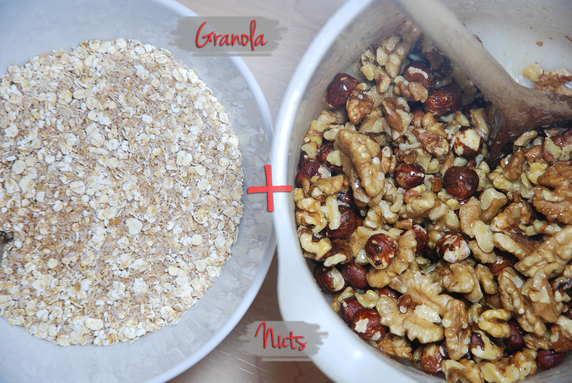 Granola Nuts 1