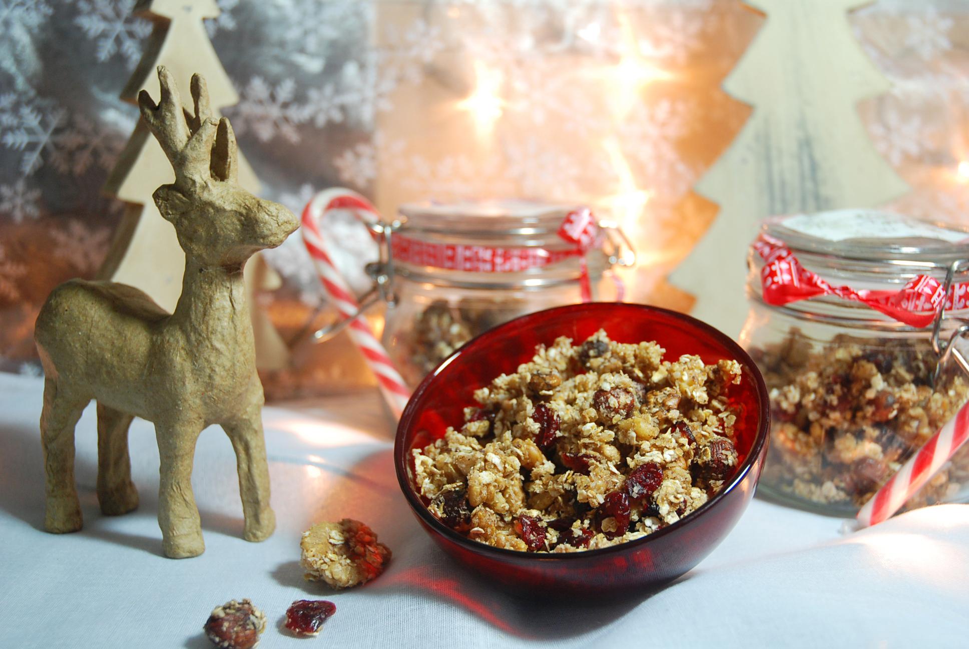 Granola Nuts 2