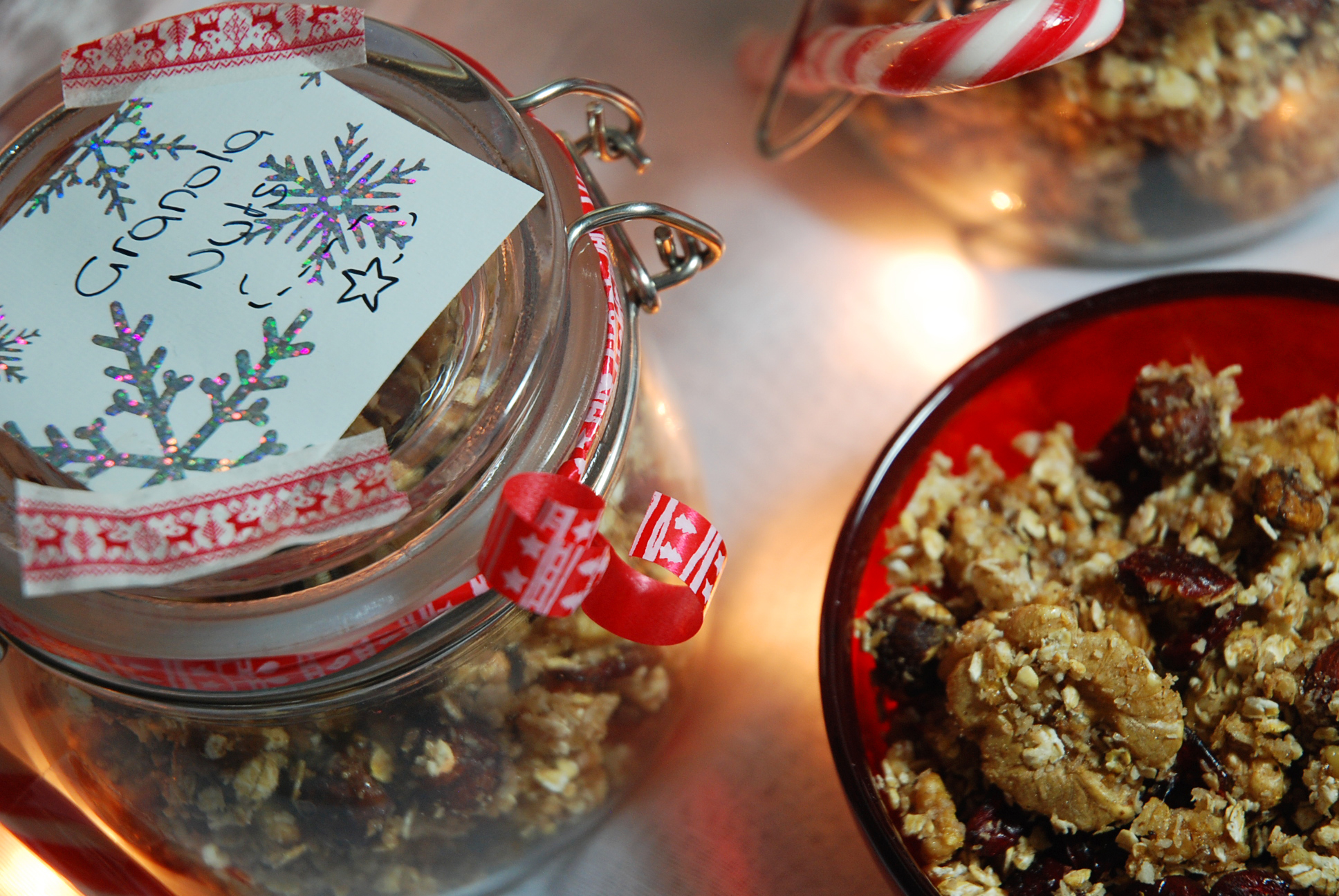 Granola Nuts 3