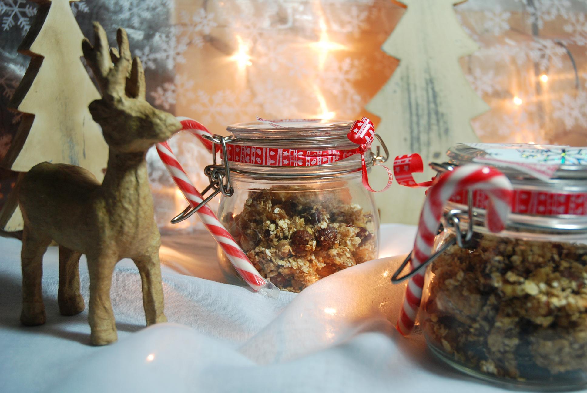 Granola Nuts 4