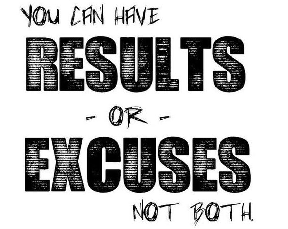 motivation 1 excuses