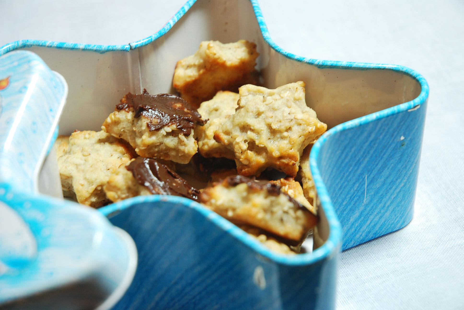 PamK Sesamcookies