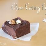 fudge, clean eating, fitundgluecklich.net, coconut oil, kokosöl