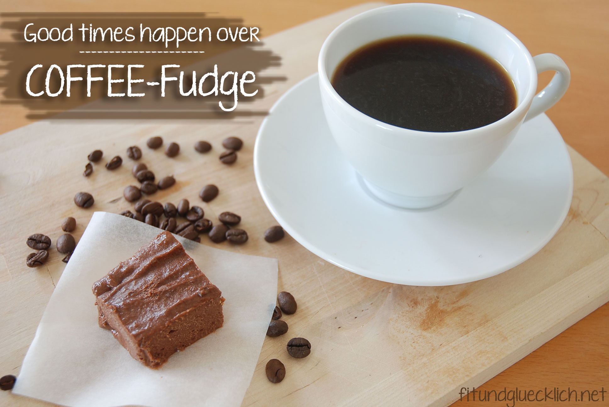 Coffee Fudge 1