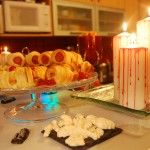 halloween, fitundgluecklich.net, buffet, diy,