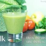 green smoothie, hulk
