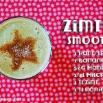 green smoothie, weihnachten, christmas, zimt, cinnamon