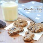 chocolate chip cookies, cookies, kekse, linsen, lentils, fit&glücklich
