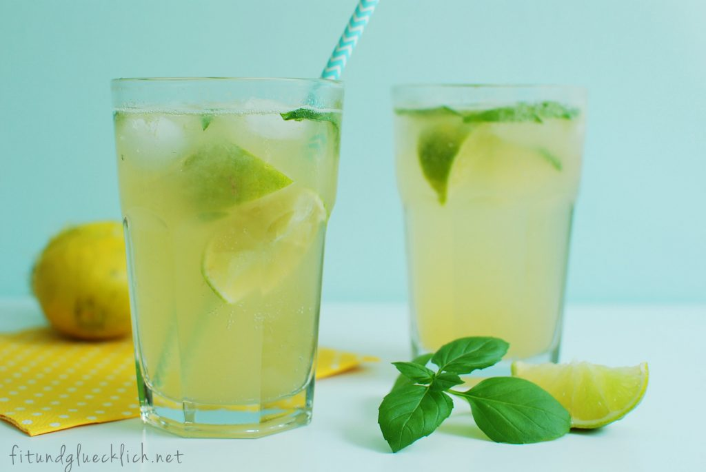 Basilikum-Limetten-Limo-2