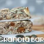 fitundgluecklich.net,granola bars, müsliriegel, fit&glücklich