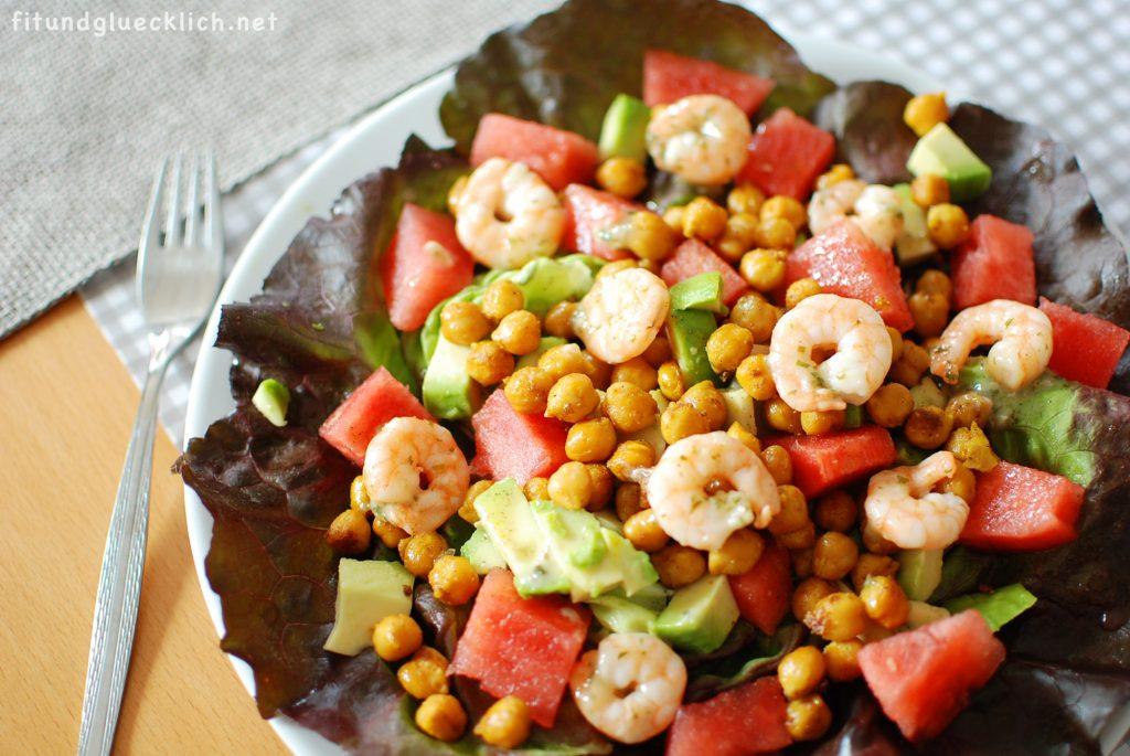 Wassermelonen-Avocado-Salat-1