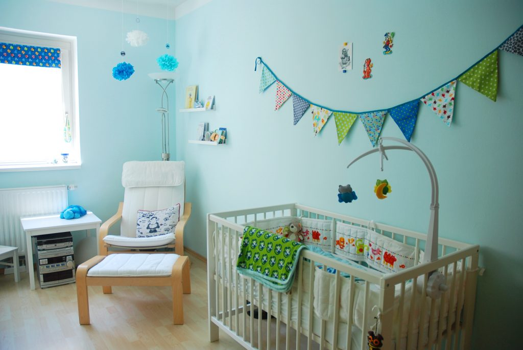 Kinderzimmer / Baby Boys Room