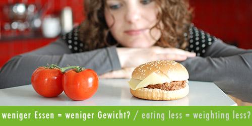 wenig essen, wenig gewicht, eating less, weighting less, fitness myths, mythos, fitundgluecklich.net