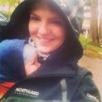 babywearing, tragetuch, regen, rain, fitundgluecklich.net