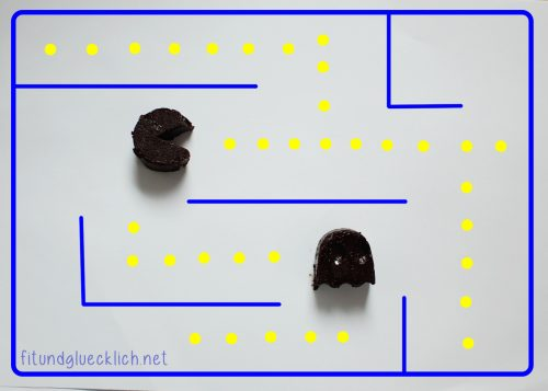 chocolate, schokolade, clean eating, fitundgluecklich.net, pac man