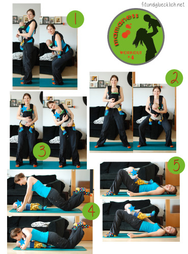 Mamaness Workout 4