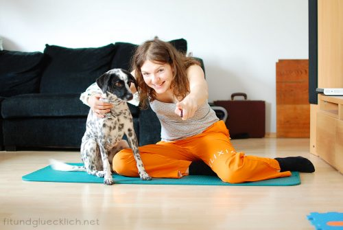 mamaness, fitness, workout, dog, 9qj86.w4yserver.at