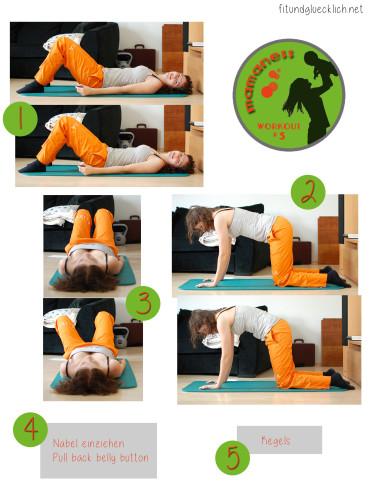Mamaness Workout 5