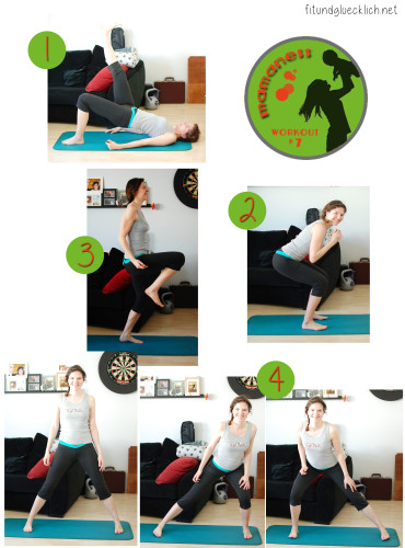 fitundgluecklich.net, hiit, tabata, fitness, workout, mama, mamaness, fit mom, high knees