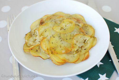 Potatoes Anna 1