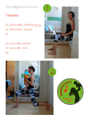 tabata, workout, fitness, fit mom, mamaness, fitundgluecklich.net