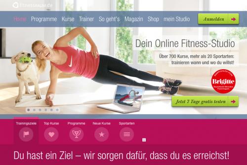 fitnessraum start