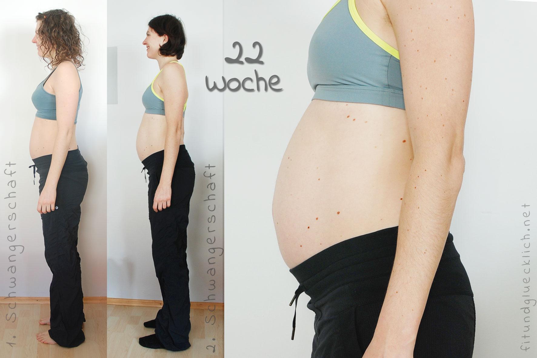22 schwanger Bevor Sie