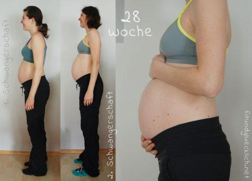 Babybauch-28-Wochen