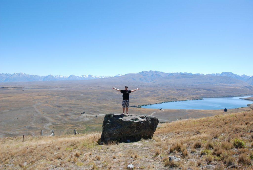 Max Neuseeland Wanderung