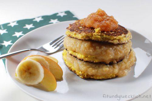 Pancakes aus 5 Basis-Zutaten