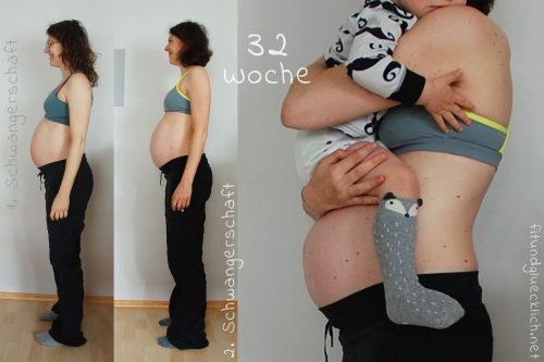 Babybauch-32-Wochen