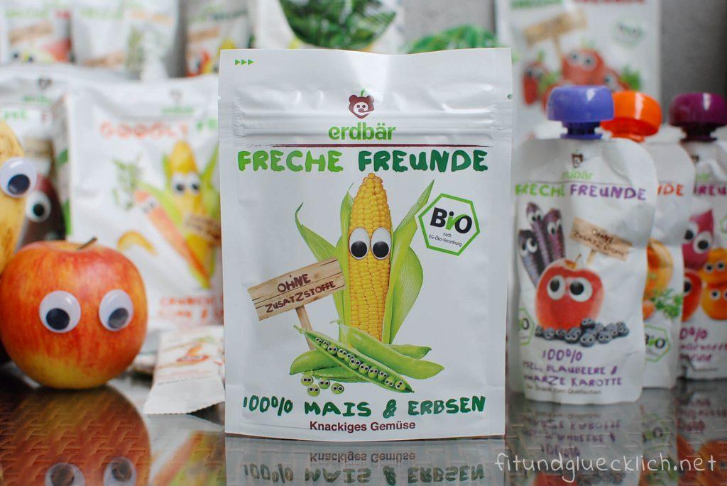 Freche Freunde Mais & Erbse