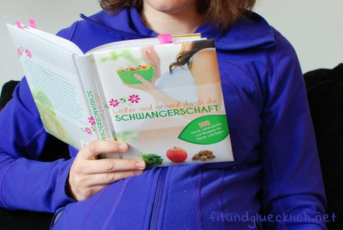 Buch: Lecker und gesund durch die Schwangerschaft