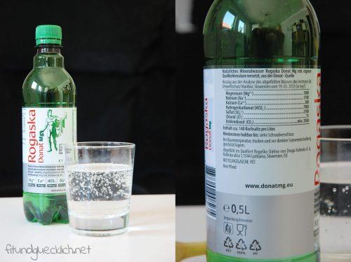 Rogaska Donat Mg - natürliches Mineralwasser