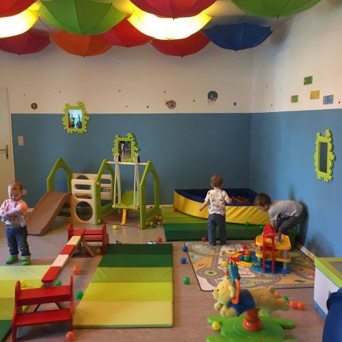 Mietraum Nebensitz Kinderspielraum