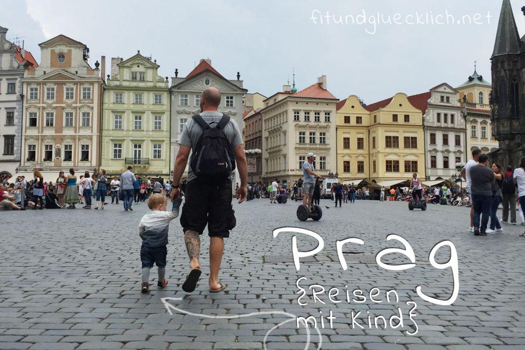 reisen mit kind - prag