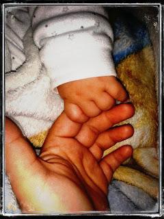 3fach-Jungsmami Baby