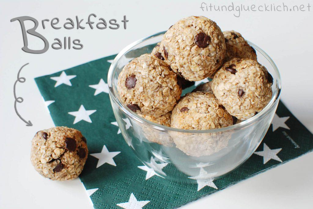 breakfast balls - frühstücksbälle