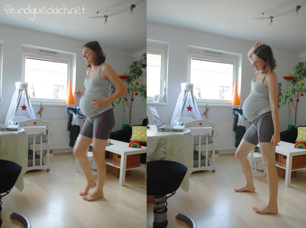 cardio dance julianne hough - 40 wochen schwanger