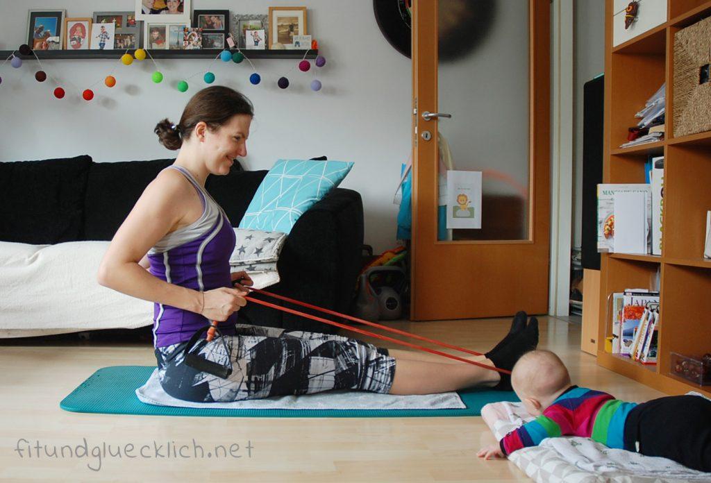 mamaness, workout mit baby, workout, fitness, mamafit