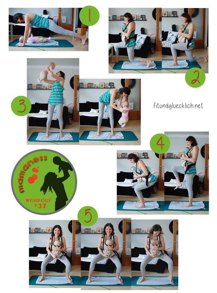 workout, mama, free, mamaness, baby
