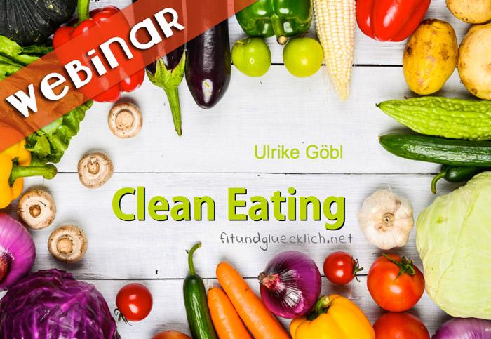 Webinar Clean Eating Basics