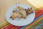 croissantkrabben, meeresparty