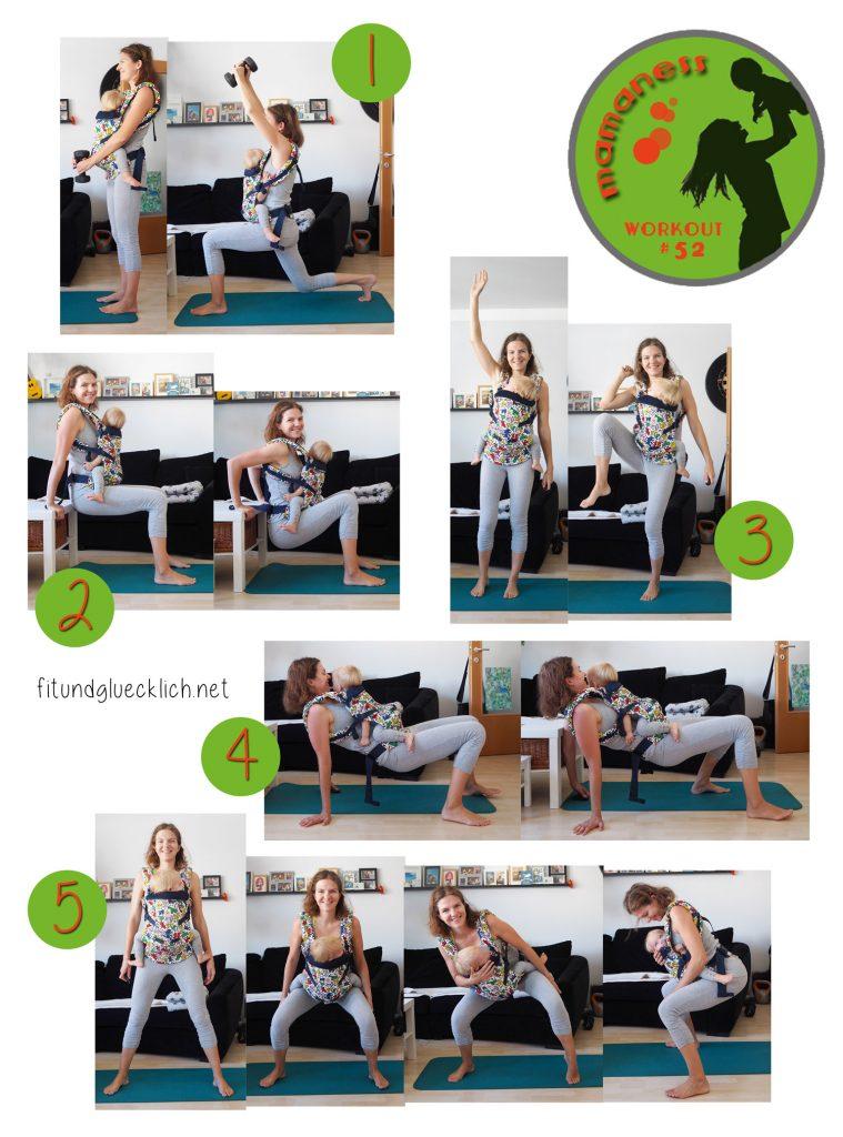 workout, mama, free, mamaness, baby, trageworkout