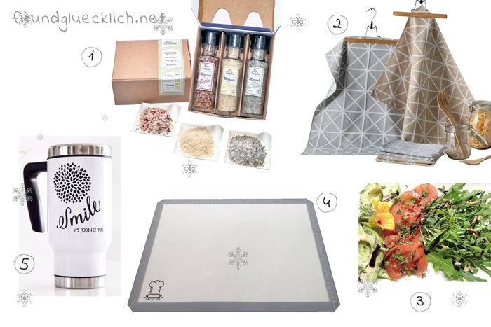 Geschenkideen, Geschenke, weihnachten, koch