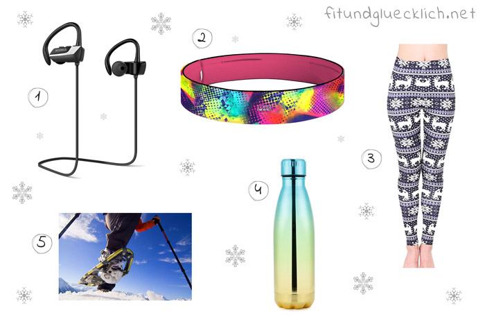 Geschenkideen, Geschenke, weihnachten, sportlich