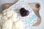 schokomuffins, clean eating, Blumenkohl, Karfiol, gemüse
